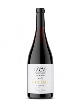 Peculiar DOC Red Wine 2017